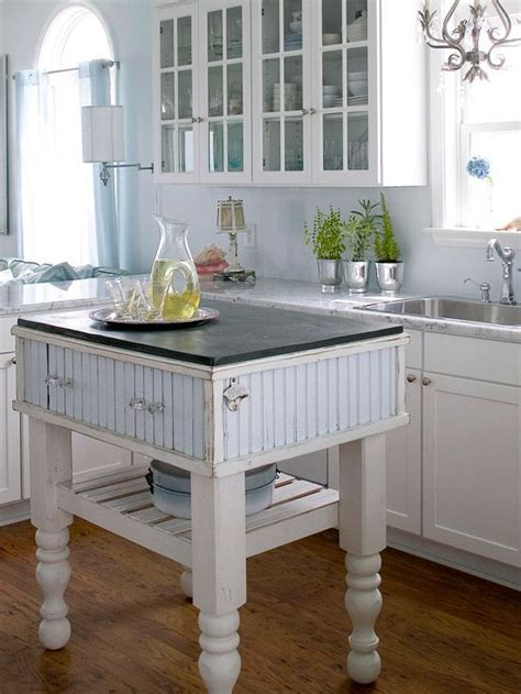 small space kitchen island ideas