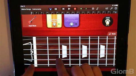 guitar tutorial garageband ipad garageband tutorial ac dc back in black youtube