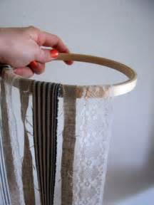 Diy fabric hoop craft ideas the sweetest occasion the sweetest