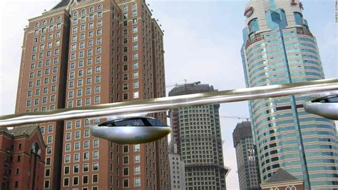 Le Suspendue 2091 your next taxi ride could be a ride in the sky citi io