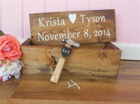 Wedding Ceremony Wine Box by Rustic Wedding Wine Box Ceremony Wedding Anniversary Wine