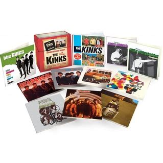 the kinks picture book box set the kinks kinks in mono album review pitchfork