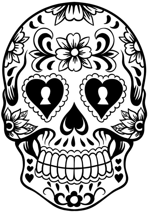 printable pumpkin stencils sugar skull sugar skull wreath sugar skulls skull stencil and