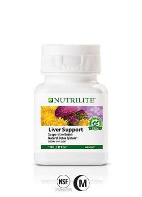 Amway Nutrilite Detox by Nutrilite 174 Liver Support