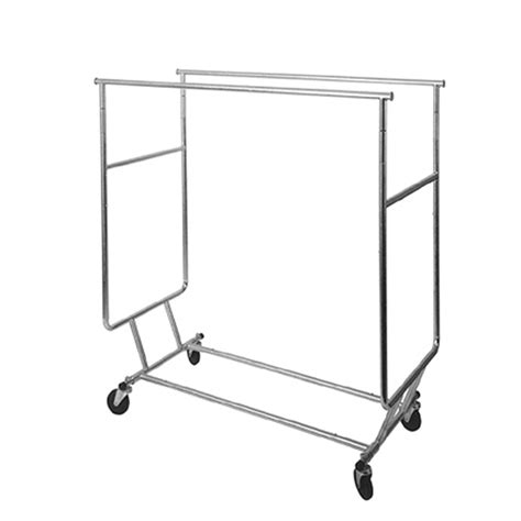Salesman Rack Collapsible Rolling by Collapsible Rolling Rack Salesman Rack