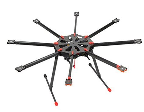 fan frame only octocopter and hexicopters stable flying drones