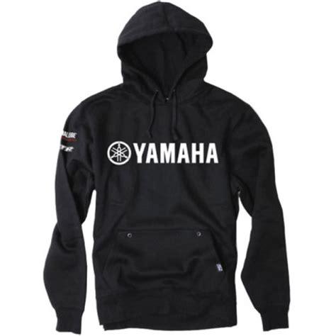 Sweater Kawasaki Black factory effex yamaha team hoody motosport