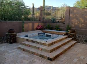 ground tub why are the popular backyard design ideas