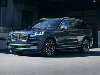 lincoln aviator color options carsdirect