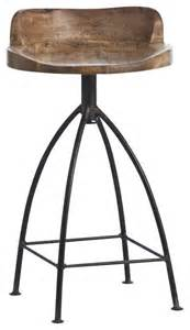 Henson Counter Stool Industrial Bar Stools And Counter