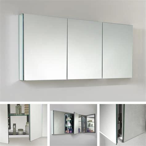60 inch wide bathroom mirror fresca fmc8019 universal mirror non handed medicine