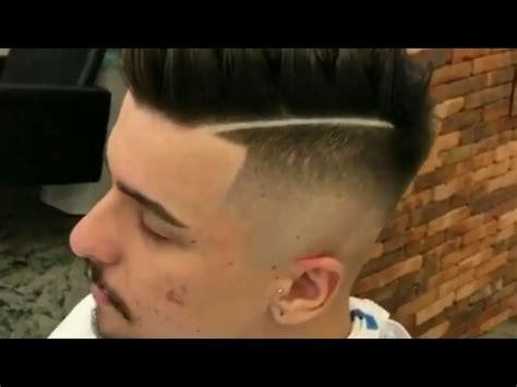 corte de cabello de caballero youtube corte de cabello para hombre moderno 2018 youtube