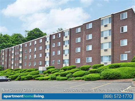 One Bedroom Apartments In New Britain Ct by New Country Club Estates Apartments New Britain Ct