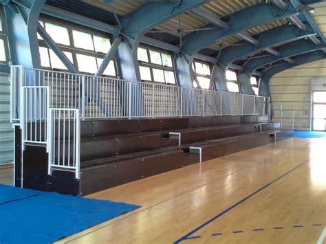rassegna interno tribune e sedute per impianti sportivi una rassegna