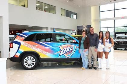 Kia Dealer Okc Oklahoma Wins New 2015 Kia Through Oklahoma City