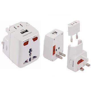 Travel Adaptor Colokan Multi Fungsi multi pin travel adapter with usb
