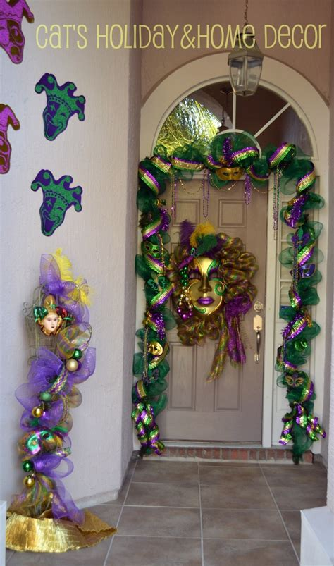 Mardi Gras Decor by 17 Best Images About Mardi Gras On Masquerade