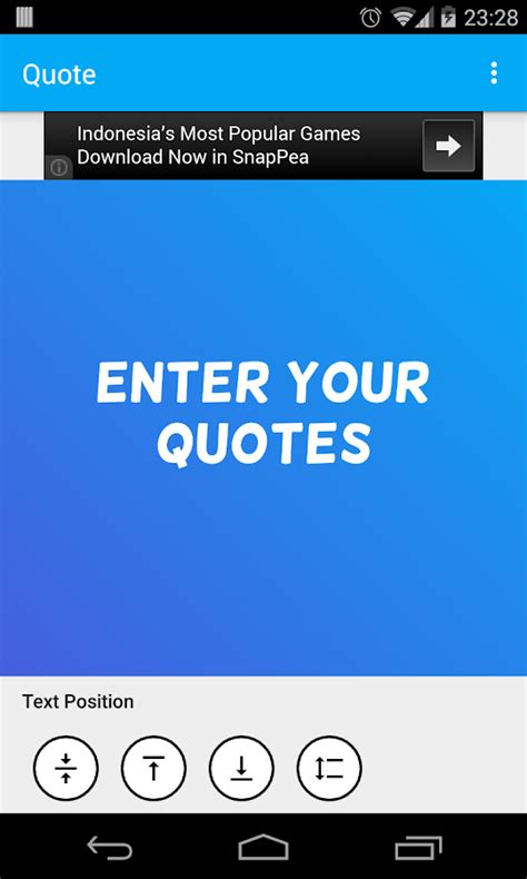 Quotes Creator Apps Quote Generator Free Android Apps On Play