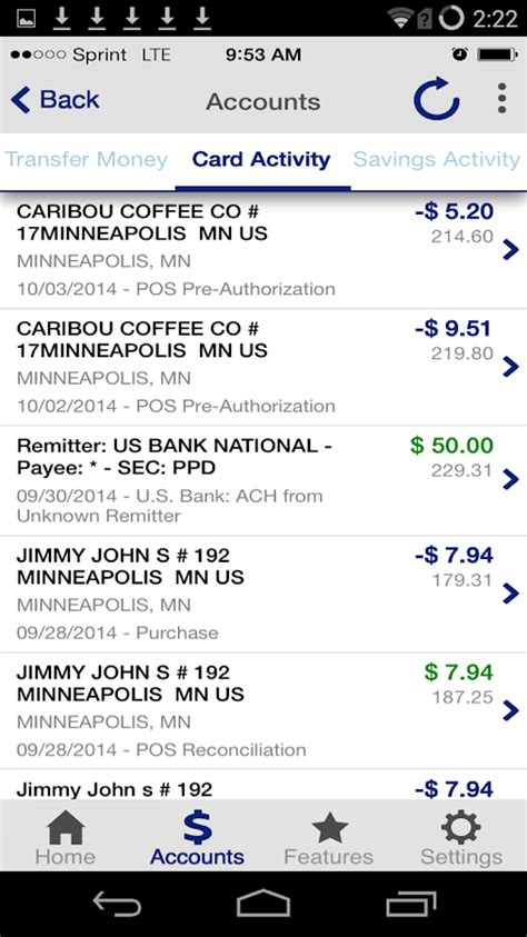 us bank help u s bank reliacard android apps on play
