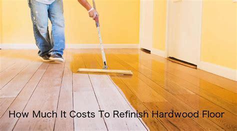 Cost to Refinish Hardwood Floors 2018 (Free Quotes