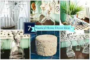Sea Themed Home Decor Simple And Affordable Nautical Home Decor Ideas