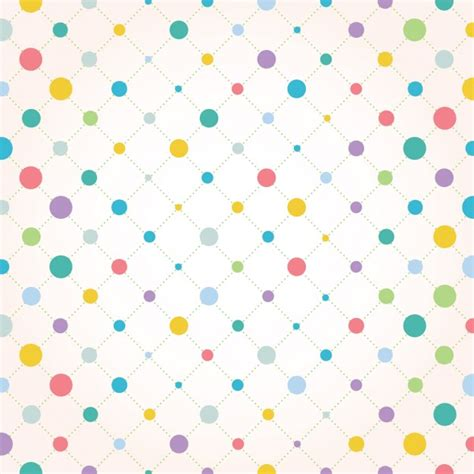dot pattern background eps coloured dots background design vector free download