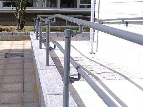 treppen handlauf vorschriften handlauf und gel 228 nder f 252 r treppe re und balkon