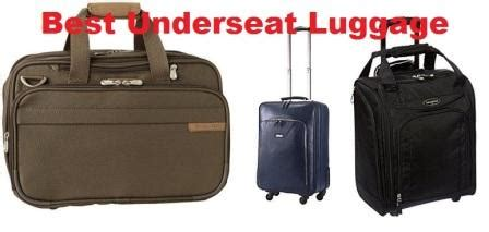 best the seat luggage the best underseat luggage in 2018 travel gear zone