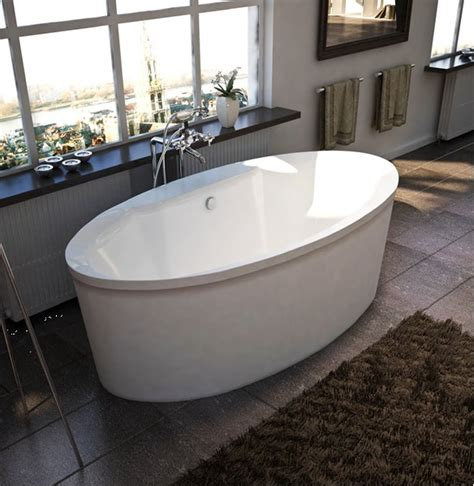 Free Standing Jetted Bathtub by Whirlpool Bathtubs Freestanding Reversadermcream