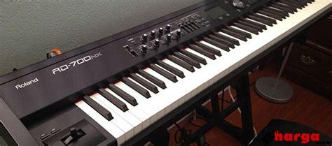 Keyboard Roland Di Jogja harga keyboard roland rd 700nx daftar harga tarif