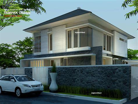 desain kaca depan rumah desain rumah sudut minimalis 2 lantai