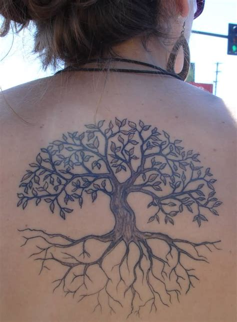 tattoo pictures of tree of life cool black tree of life tattoo on right leg calf by shavypus