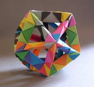 Advanced Modular Origami - origami modular origramart
