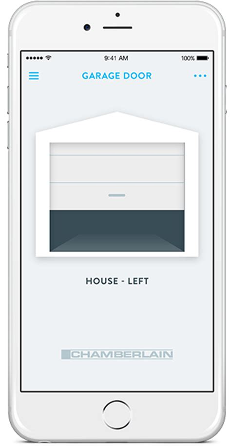 myq garage door monitor chamberlain garage door monitor app monitor your garage door with