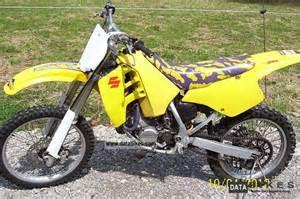 1992 Suzuki Rm 125 1992 Suzuki Rm 125