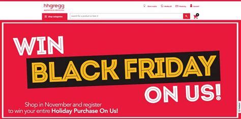 How To Use Hhgregg Gift Card Online - hhgregg black friday on us sweepstakes hhgregg com on us