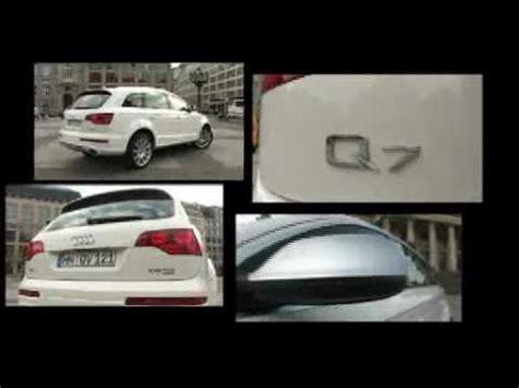 Audi Q7 V12 Tdi Test by Tempo Test Audi Q7 V12 Tdi Youtube