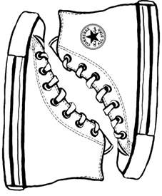 pete the cat white shoes template pete the cat activities free converse shoe template by