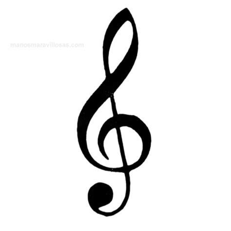imagenes nota musical sol clave de sol notas imagui