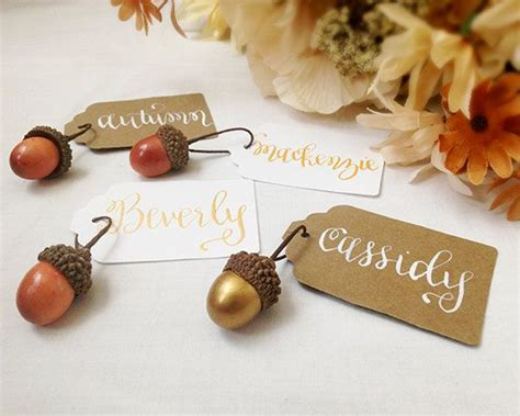 thanksgiving table name cards thanksgiving place card thanksgiving table name card