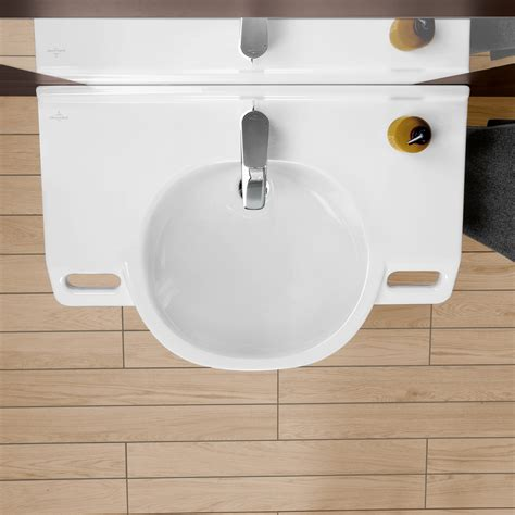 vita waschtisch villeroy boch o novo waschtisch vita unterfahrbar b