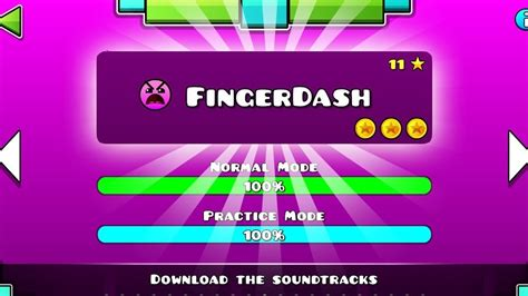geometry dash full version free download apk 1 93 how to unlock all icons in geometry dash game step by