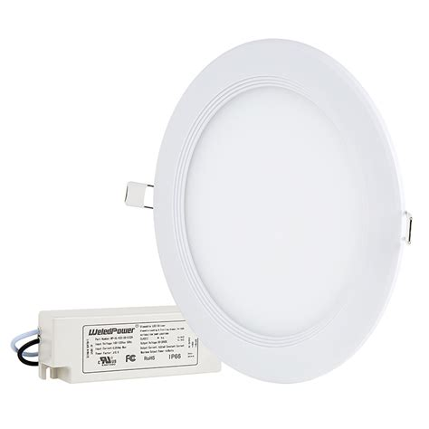 8 led lights 8 quot led recessed light led downlight w baffle trim 190