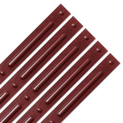 Decorative Tile Strips by Decorative Strips Cherry Wood