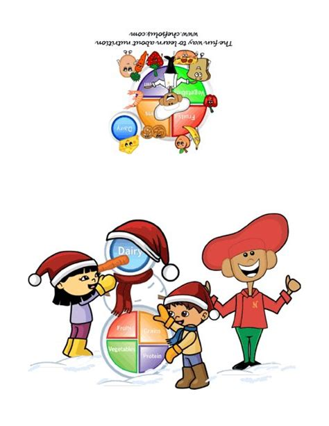 chef solus and explorers go grocery shopping in solusville holidays 12 christmas card chef solus and explorers my