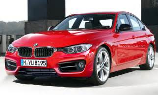 2015 bmw 3 series facelift rendering