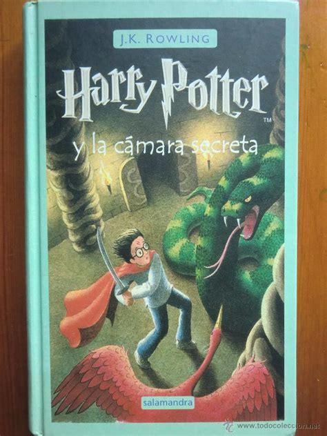 libro la tienda secreta volume libro harry potter y la c 225 mara secreta 2 002 comprar libros de novela infantil y juvenil en