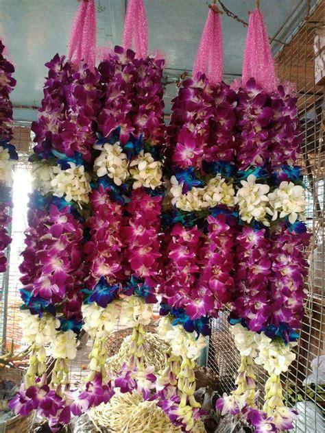 wedding garland jaimala haar varmala flower  petals