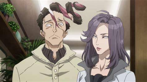 anime parasyte parasyte episode 3 not now we re in public