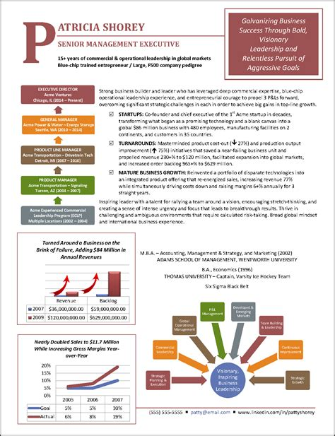 executive summary report example template new 9 sample of